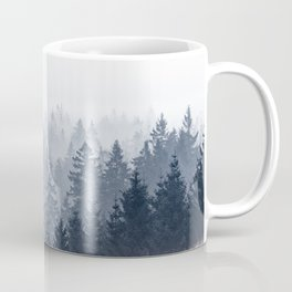 Lost In Fog Coffee Mug