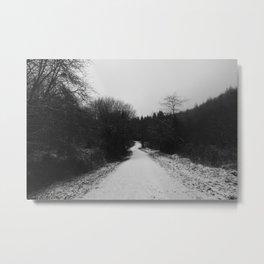 Kilburn Walk #3 Metal Print