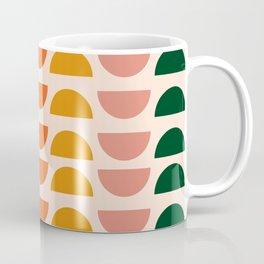 Retro 70s Geometrics Coffee Mug