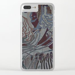 The Piano Girl 2 / Memories / Follies Collection Clear iPhone Case