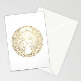 Nefertiti Mandala – Egypt Stationery Cards