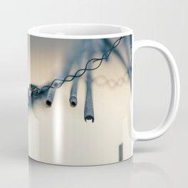 Broken fence Coffee Mug
