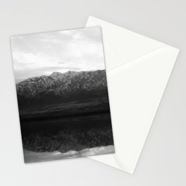 Black and White Reflections Stationery Cards