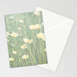 HAZY DAISIES Stationery Cards
