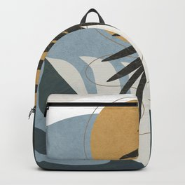 Abstract Tropical Art II Backpack
