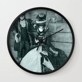 Il Carnevale. Wall Clock