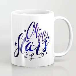 Oh My Stars | Inverse Coffee Mug