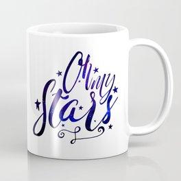 Oh My Stars | Inverse Coffee Mug