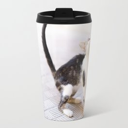 47. Baby Cat in Cuba, Cuba Travel Mug