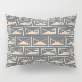Minimalist Prague Pillow Sham