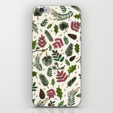 Winter Foliage  iPhone & iPod Skin