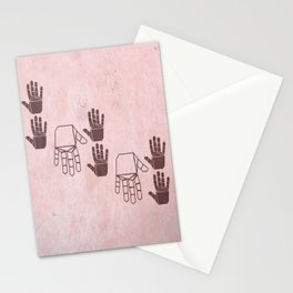 HANDS I Stationery Cards