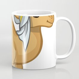 Cartoon Camel Coffee Mug