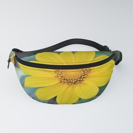 Simply Yellow Floral by Reay of Light Fanny Pack