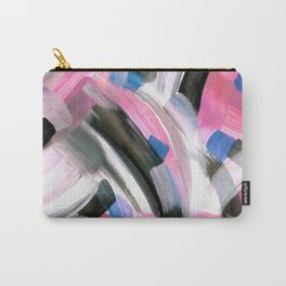 Crossing Pink Carry-All Pouch