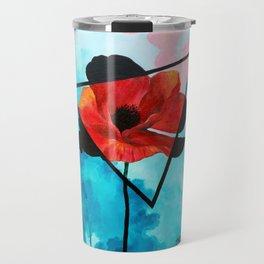 Poppy Dreams Travel Mug