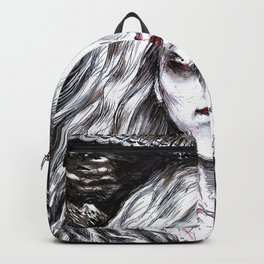 Silver Corpse Backpack