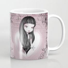 éMo Serment d'A 'Coeur' Coffee Mug
