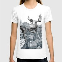 furry T-shirts featuring Furry Fingers by Jason Tirendi
