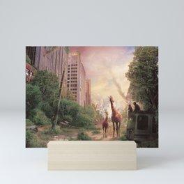 Journey's End Mini Art Print