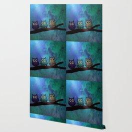 owl-44 Wallpaper