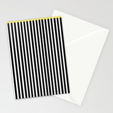 Circus Black and white Stationery Cards