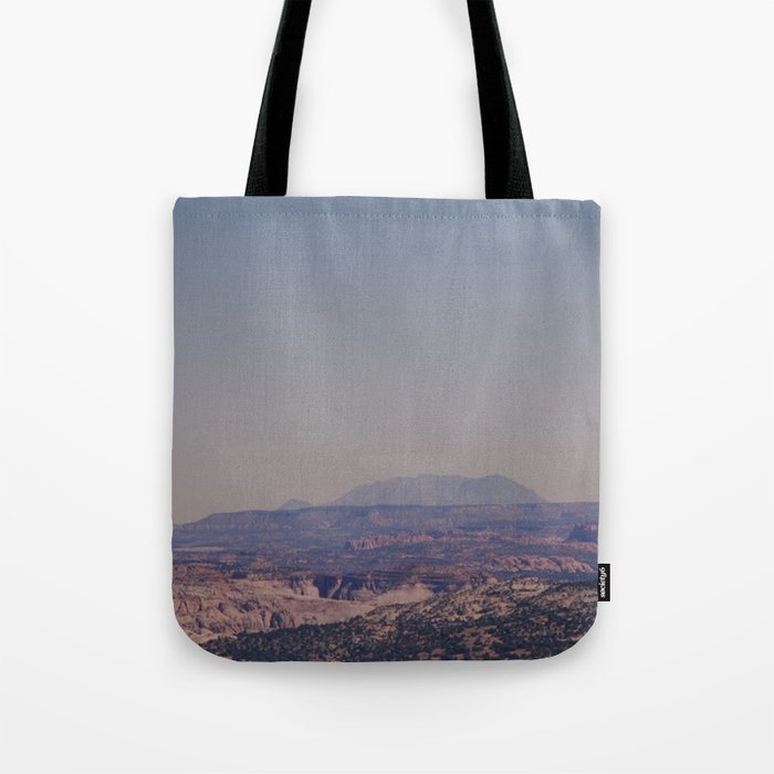next up sun down Tote Bag
