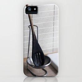 Devil's Soup iPhone Case