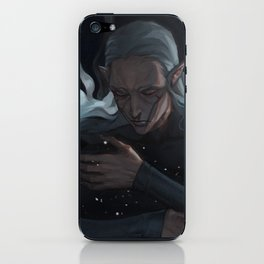 Daughter of the abyss iPhone Skin