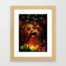 no40 Framed Art Print