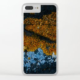 Colonized Clear iPhone Case