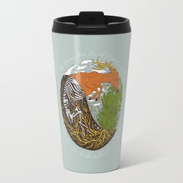 Plants & Animals Eat Each Other Travel Mug