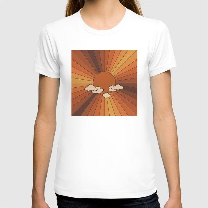 Retro Sunshine T-shirt