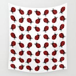 Lovebugs Wall Tapestry