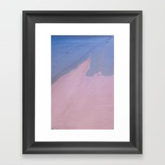 Beach Love, Beach Bliss Framed Art Print