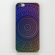 Mandala 43 iPhone & iPod Skin