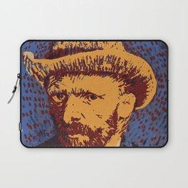 Vincent Van Gogh portrait Laptop Sleeve