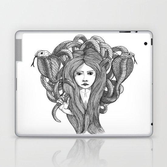 Snake Charmer Laptop & iPad Skin