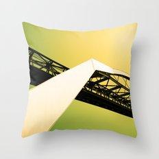 The Tranporter 4 Throw Pillow