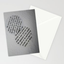 Individual  Stationery Cards