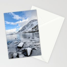 Broken Ice Stationery Cards