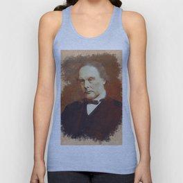 Joseph Lister, Medical Pioneer Unisex Tank Top