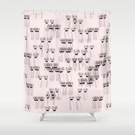 Revolution Shower Curtain
