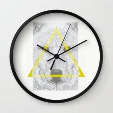 WOLF III Wall Clock