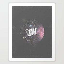 GM Art Print