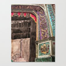stage left Canvas Print