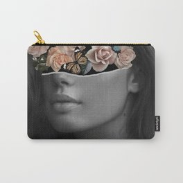 Mystical nature's portrait II Carry-All Pouch
