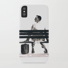 Forrest Gump iPhone Case