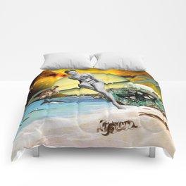 Cat Island Comforters