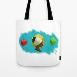 Turban Tote Bag